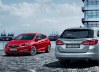 Opel Astra Kataloğu Sayfa 2