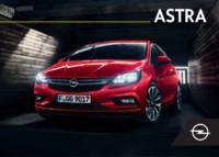Opel Astra Kataloğu Sayfa 1