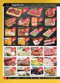 Seyhanlar Market Zinciri 16 - 28 Ocak 2019 Kampanya Broşürü! Sayfa 2