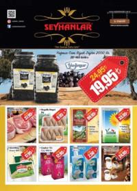 Seyhanlar Market Zinciri 16 - 28 Ocak 2019 Kampanya Broşürü! Sayfa 1