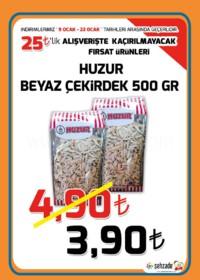 Şehzade Market 09 - 22 Ocak 2019 Kampanya Broşürü! Sayfa 6 Önizlemesi