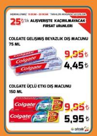 Şehzade Market 09 - 22 Ocak 2019 Kampanya Broşürü! Sayfa 4 Önizlemesi