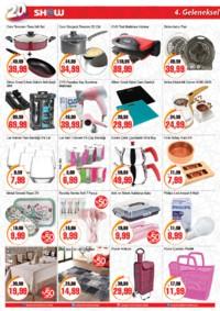 Show Hipermarketleri 18 - 31 Ocak 2019 Kampanya Broşürü! Sayfa 2