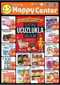 Happy Center 23 - 31 Ocak 2019 Kampanya Broşürü! Sayfa 1