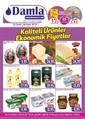 Damla Market 25 - 30 Ocak 2019 Kampanya Broşürü Sayfa 1 Önizlemesi