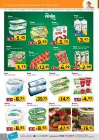 Selam Market 18 - 31 Ocak 2019 Kampanya Broşürü! Sayfa 2 Önizlemesi