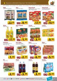 Selam Market 18 - 31 Ocak 2019 Kampanya Broşürü! Sayfa 3 Önizlemesi