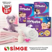 Simge 22 - 31 Ocak 2019 Fırsat Ürünleri Sayfa 1