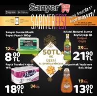 Sarıyer Market 11 - 20 Ocak 2019 Kampanya Broşürü! Sayfa 1