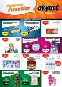 Akyurt Süpermarket 18 - 31 Ocak 2019 Kampanya Broşürü! Sayfa 1