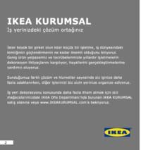 IKEA 01 Ocak - 30 Haziran 2019 Kampanya Broşürü! Sayfa 2