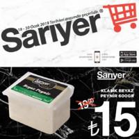 Sarıyer Market 18 - 30 Ocak 2019 Kampanya Broşürü! Sayfa 1 Önizlemesi