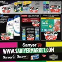 Sarıyer Market 18 - 30 Ocak 2019 Kampanya Broşürü! Sayfa 8 Önizlemesi