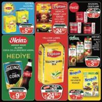 Sarıyer Market 18 - 30 Ocak 2019 Kampanya Broşürü! Sayfa 6 Önizlemesi
