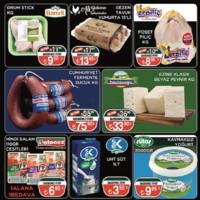 Sarıyer Market 18 - 30 Ocak 2019 Kampanya Broşürü! Sayfa 3 Önizlemesi