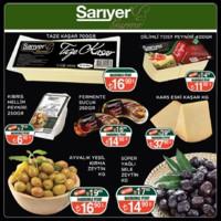 Sarıyer Market 18 - 30 Ocak 2019 Kampanya Broşürü! Sayfa 2 Önizlemesi
