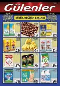 Gülenler Mağazaları 02 - 31 Ocak 2019 Kampanya Broşürü! Sayfa 1