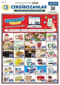 Cergibozanlar 11 - 21 Ocak 2019 Kampanya Broşürü! Sayfa 1