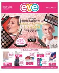 Eve Kozmetik 04 - 31 Ocak 2019 Kampanya Broşürü! Sayfa 1