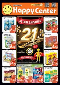 Happy Center 09 - 21 Ocak 2019 Kampanya Broşürü! Sayfa 1