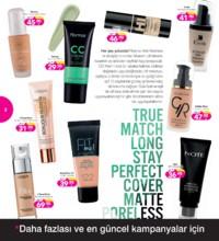 Cosmetica 01 - 31 Ocak 2019 Kampanya Broşürü! Sayfa 2