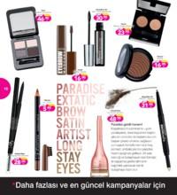 Cosmetica 01 - 31 Ocak 2019 Kampanya Broşürü! Sayfa 10 Önizlemesi