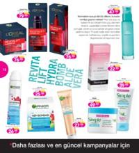 Cosmetica 01 - 31 Ocak 2019 Kampanya Broşürü! Sayfa 12 Önizlemesi