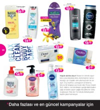 Cosmetica 01 - 31 Ocak 2019 Kampanya Broşürü! Sayfa 30 Önizlemesi
