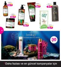 Cosmetica 01 - 31 Ocak 2019 Kampanya Broşürü! Sayfa 22 Önizlemesi