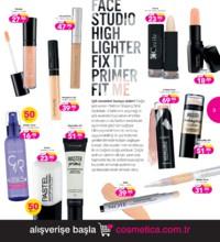 Cosmetica 01 - 31 Ocak 2019 Kampanya Broşürü! Sayfa 3 Önizlemesi