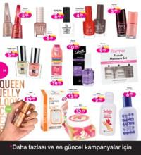 Cosmetica 01 - 31 Ocak 2019 Kampanya Broşürü! Sayfa 34 Önizlemesi