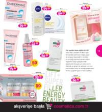 Cosmetica 01 - 31 Ocak 2019 Kampanya Broşürü! Sayfa 13 Önizlemesi