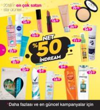 Cosmetica 01 - 31 Ocak 2019 Kampanya Broşürü! Sayfa 18 Önizlemesi