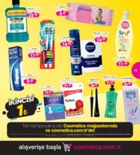 Cosmetica 01 - 31 Ocak 2019 Kampanya Broşürü! Sayfa 19 Önizlemesi