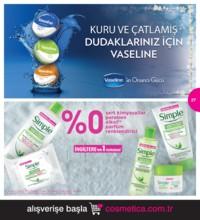 Cosmetica 01 - 31 Ocak 2019 Kampanya Broşürü! Sayfa 27 Önizlemesi