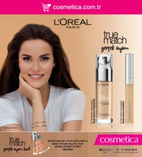 Cosmetica 01 - 31 Ocak 2019 Kampanya Broşürü! Sayfa 1