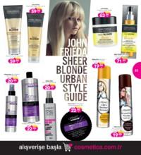 Cosmetica 01 - 31 Ocak 2019 Kampanya Broşürü! Sayfa 23 Önizlemesi