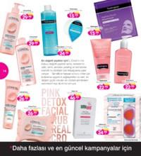 Cosmetica 01 - 31 Ocak 2019 Kampanya Broşürü! Sayfa 14 Önizlemesi