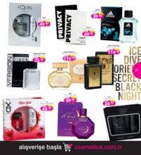 Cosmetica 01 - 31 Ocak 2019 Kampanya Broşürü! Sayfa 17 Önizlemesi