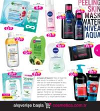 Cosmetica 01 - 31 Ocak 2019 Kampanya Broşürü! Sayfa 15 Önizlemesi