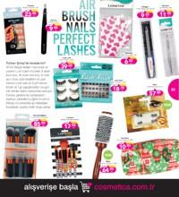 Cosmetica 01 - 31 Ocak 2019 Kampanya Broşürü! Sayfa 35 Önizlemesi