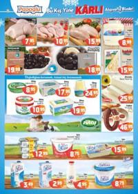 Papoğlu Market 10 - 23 Ocak 2019 Kampanya Broşürü! Sayfa 2