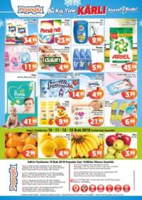 Papoğlu Market 10 - 23 Ocak 2019 Kampanya Broşürü! Sayfa 4 Önizlemesi