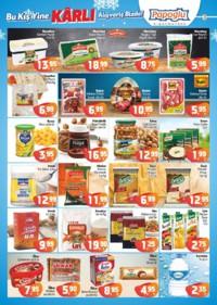 Papoğlu Market 10 - 23 Ocak 2019 Kampanya Broşürü! Sayfa 3 Önizlemesi
