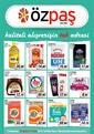 Özpaş Market 25 Şubat - 11 Mart 2019 Kampanya Broşürü! Sayfa 1