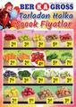Grup Ber-ka Market 15 - 21 Şubat 2019 Kampanya Broşürü! Sayfa 1
