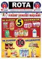 Rota Market 14 - 27 Şubat 2019 Kampanya Broşürü! Sayfa 1