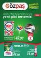 Özpaş Market 14 - 28 Şubat 2019 Fırsat Ürünleri Sayfa 1