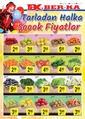 Grup Ber-ka Market 07 - 10 Şubat 2019 Kampanya Broşürü! Sayfa 1 Önizlemesi