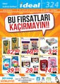 İdeal Hipermarket 01 - 12 Mart 2019 Kampanya Broşürü! Sayfa 1